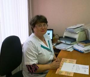 Заведующая Филиал №2 Маляренко Галина Евгеньевна