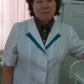 Старшая мед.сестра Гугля Людмила Михайловна